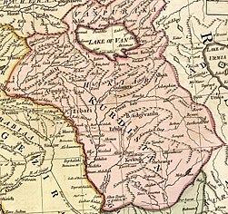 Anville, Jean Baptiste Bourguignon. Turkey in Asia. 1794 (EC).jpg