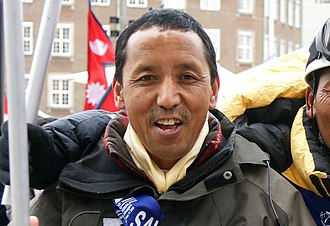 Apa Sherpa - Image: Apa Sherpa