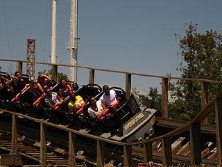 Apocalypse: The Ride amusement ride