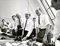 Apollo 11 Mission Official Relax After Apollo 11 Liftoff - 1.jpg