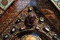 Arca di san servazio, legno, rame dorato, pietre preziose, gemme e smalti, 1160 ca. 16,2.jpg