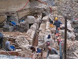 Aquae Helveticae Archaeological site in Switzerland