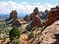 Arches NP, View through the North Window - panoramio.jpg