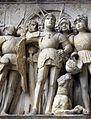 Arco trionfale del Castel Nuovo, 12 partenza di alfonso 2.jpg
