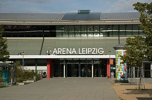 Arena Leipzig - Image: Arena leipzig 2
