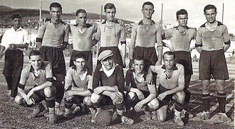 Aris Thessaloniki F.C. - The champion team of 1932