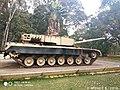 Arjun Main Battle Tank. (48905030782).jpg