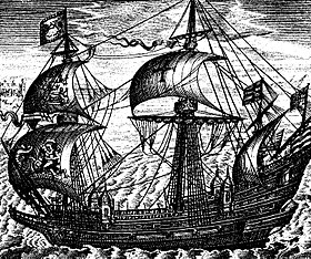 image illustrative de l'article Ark Royal (1587)