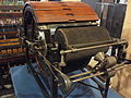 Arkwright's Carding Machine 1775 MOSI 6397.JPG