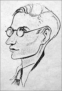 Caricatura publicada hacia 1943.