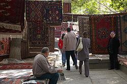 Development Of Armenian Carpet And Rug Weaving[edit]