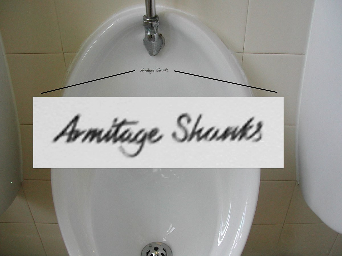 Armitage Shanks Simple English Wikipedia The Free