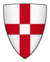 Arms displayed by Stephen Langton, Archbishop of Canterbury, at the signing of Magna Charta.png