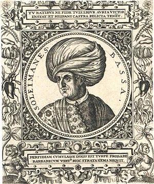 Hadım Suleiman Pasha - Image: Arolsen Klebeband 01 465 2