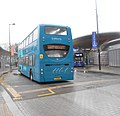 Arriva Kent & Surrey YY14WGA (rear), Chatham Bus Station, 15 January 2018.jpg