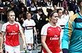 Arsenal Ladies Vs Bayern Munich (24731629270).jpg
