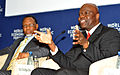 Arthur Mutambara, 2009 World Economic Forum on Africa.jpg