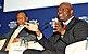 Arthur Mutambara, 2009 World Economic Forum on Africa.jpg