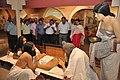 Arun Goel Visits Science And Technology Heritage Of India Gallery With NCSM Dignitaries - Science City - Kolkata 2018-09-23 4346.JPG