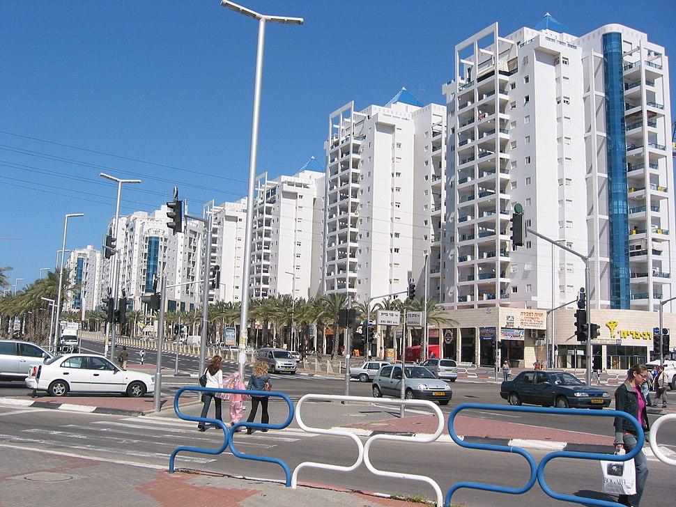 Ashdod 2005 intersection 1