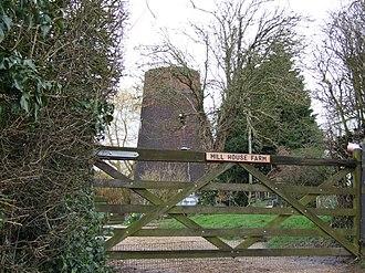 Aslacton - Image: Aslacton Mill