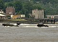 Assault boats and Upnor Castle.jpg