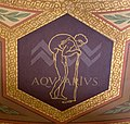 Astrological sign Aquarius at the Wisconsin State Capitol.jpg