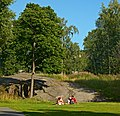 At the Sibelius park. Helsinki, Finland.jpg