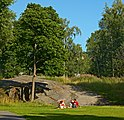 At the Sibelius park. Helsinki, Finland.jpg