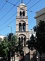 Athen - Καμπαναριό Ρώσικης Εκκλησίας – Russ. Ortodox. Kirche Steeple - panoramio.jpg