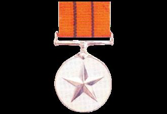 Ati Vishisht Seva Medal - Image: Ati vishisht seva medal large