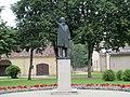 Atis Kronvalds monument in Sigulda.JPG