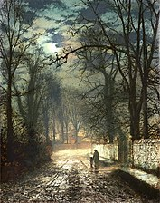 Atkinson Grimshaw 1836-1893 - British Victorian-era painter - Tutt'Art@ (65).jpg
