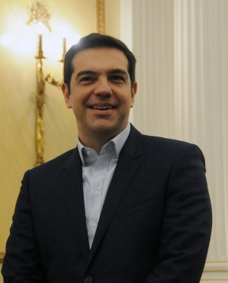 Second Cabinet of Alexis Tsipras - Alexis Tsipras in 2015