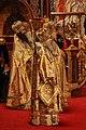 Au service des Tsars - George Becker - Le couronnement de l'empereur Alexandre III et de l'impératrice Maria Ferodovna - 1888 - ЭРЖ-1637 - 008.jpg