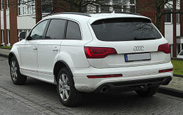 Audi Q7 (Facelift) rear 20110115.jpg