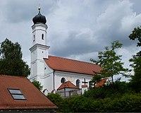 Aufhausen Hauptstr18 Filialkirche St Stephan 001 201506 209.JPG