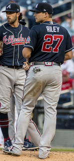 Austin Riley American baseball player