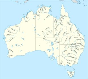 Karte Australien Englisch.Liste Der Flusse In Australien Wikipedia