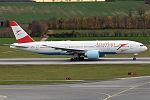 Austrian Airlines, OE-LPD, Boeing 777-2Z9 ER (23062951605).jpg