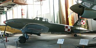 Ilyushin Il-10 - Avia B33 in the Polish Aviation Museum