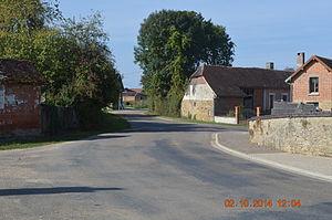 Avreuil - A street in Avreuil