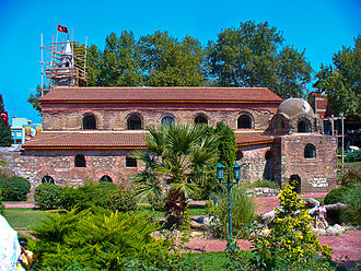 Ecumenical Patriarchate of Constantinople - The Hagia Sophia church in Nicaea