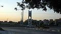 Azadi square in Morning - Nishapur 3.JPG