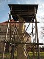 Březno (okres Mladá Boleslav), světec pod střechou.jpg