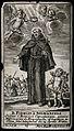 B. Fidelis of Sigmaringen wearing the Capucin dress and Wellcome V0031956.jpg