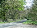B4058 passes the Golf Course - geograph.org.uk - 2354234.jpg