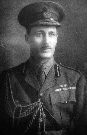 Herbert Ernest Hart - Herbert Hart, in the uniform of a brigadier general