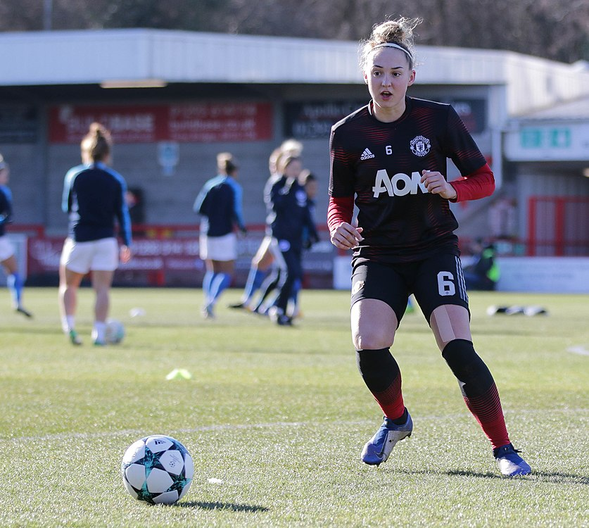 BHA Women 0 Man Utd Women 2 WFAC 4th rd 03 02 2019-119 (40021305273).jpg