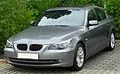 BMW 520d (E60) Facelift front 20100723.jpg